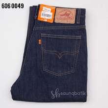 LEA Original Celana Jeans 606 4311 606 0049 Regular - Jeans Pria