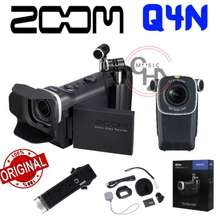 Zoom Q4N Q4N Voice Recorder Video Recorder