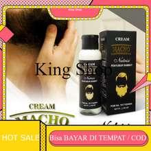 MACHO Cream Penumbuh Rambut Penyubur Rambut Kepala Botak