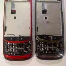 BlackBerry Casing Kesing Housing Bb Torch 1 9800 Fullset Full Set Original Warna Hitam Putih Paling