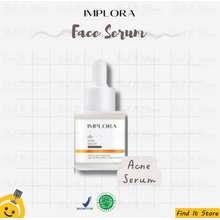 Implora Implora Face Serum | Serum Wajah | Brightening Acne Midnight Peeling - ACNE