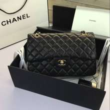 CHANEL Gogi66 Classuc Handbag Tas Wanita A01113