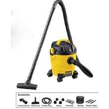 Fisch Vacuum Cleaner / Penyedot Debu 20 liter MB20LT PENYEDOT Debu body stainles