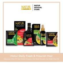 Natur Daily Fresh And Nourish Hair