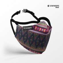 Stayhoops Masker Kain Fulprint 2 Layer - - Arete