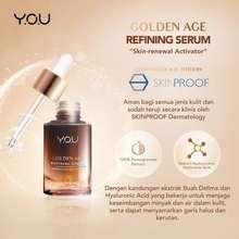 you Y.O.U anti age refining you serum