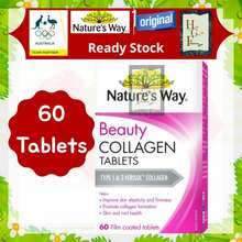 Beauty Nature S Way Collagen Tablets 60 Tablets