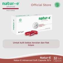 Natur-E vitamin Natur-E Advanced isi 32s kapsul