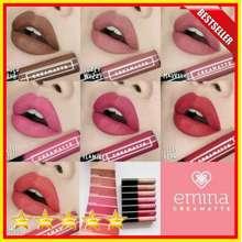 Beauty Emina Cream Matte Lipstick - Produk Lipstik Pensil Bibir Membuat Bibir Indah Dan Sehat - BX51605