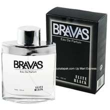 Bravas Parfum Pria Masculine Elite Black Edp 100 Ml
