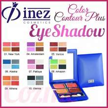 Inez Original Eyeshadow Color Countour Plus Collection