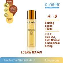 Clinelle Caviar Gold Firming Lotion 150 Ml - Losion Wajah