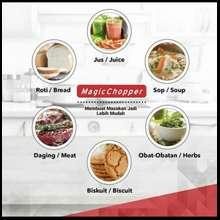 Mitochiba Choper MITOCHIBA CH-200 Original Baru Blender Daging Food Processor