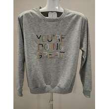 Nevada Sweater Sweater Wanita Kaos Lengan Panjang Wanita Ladies Apparel