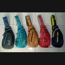 Jack Wolfskin Tas Selempang / Sling Bag Full Label Centennial
