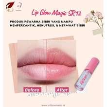 SR12 Lip Glow Magic / Pelembab Bibir Ajaib / Lipgloss