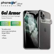 Armor Redmi Note 9 Pro Phoneme Gel Hydrogel Depan Belakang