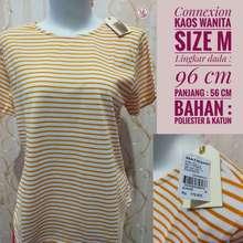 connexion Kaos Wanita // Lengan Pendek // Branded