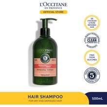 L'OCCITANE 5 Essential Oils Intensive Repair Shampoo [500 Ml] - Aromachologie