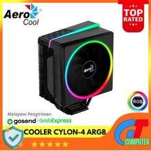 Aerocool Cylon 4 ARGB CPU Air Cooler