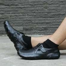 Black Master Cod - Sepatu Pantofel Pria Kulit Sapi Asli 100% Pantofel Pansus Formal -