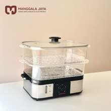 akebonno Electric Food Steamer Msp 10107 Kukusan Listrik
