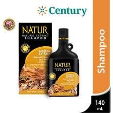 Natur Ekstrak Ginseng Shampoo 140 Ml / Shampo Rambut Rontok / Hair Fall / Shampoo Ginseng