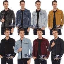 jeans Hz10 Jaket Pria Warna Hitam Size M L Xl Jaket Levis Pria Cowok Jaket Laki Jaket Motor Jaket Distro Lengan Panjang
