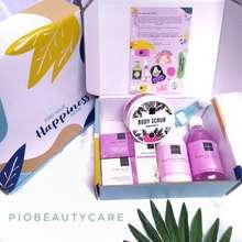 Scarlett Promo [100%Original/Bpom✔️] Paket Whitening Reseller Sepaket Isi 5Pcs By Felicia Angelista Day cream brightly,Free sheet mask
