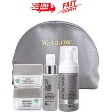 MS Glow Acne Series / Paket Perawatan Untuk Jerawat - MsGlow Paket Jerawat / Krim Jerawat / Cream Penghilang Jerawat Ampuh Aman dan Halal