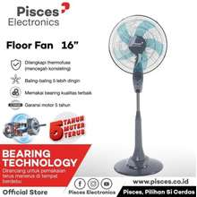 bearing Kipas Angin Berdiri Stand Fan 16 Inch Dengan Sf 1680 Pro