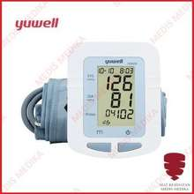 OMRON Tensimeter Digital Alat Diangnosa Denyut Jantung Omron Yuwell Tensione - Yuwell YE660B