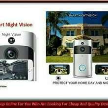 Bell Door Video Door Wi Fi 720Hd Camera Infra Red Original