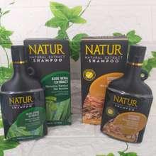 natur Shampoo Extract Lidah Buaya Ginseng 140Ml Ginseng