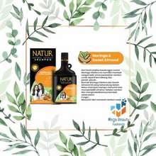 natur Shampo Shampoo Moringa 140Ml 270Ml Shampoo Moringa 270Ml