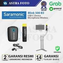 Saramonic Blink 500 B3 Wireless Microphone For Iphone - Mic Hp Apple Ios Device