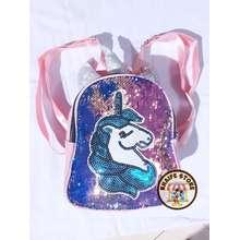 Unicorn Tas Anak Squin LOL & (Unicorn)