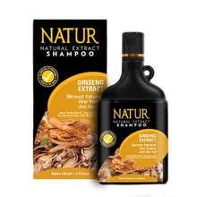 Natur [BISA COD] NATUR Shampo Ginseng Extract 140ml