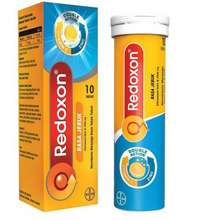 redoxon Tripple Action 3 tube x 10 tablet rasa Jeruk