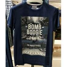 Bombboogie Bombboogie/Pakaian/Kaos