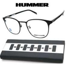 Hummer Frame Kacamata Minus Pria Wanita Original H.665 Col.2 - Matte Black