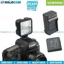Camera Lighting 36 Led- 36Led Slr Dslr Video Light Lampu Flash External