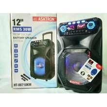Speaker speaker meeting bluetooth portable Asatron HT 8871 UKM+2 mic wireless