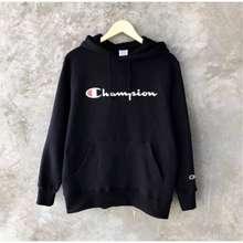 Champion Hoodie Black Original
