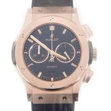 Hublot Classic Fusion Mat Black Dial Automatic Mens Chronograph Watch 541.OX.1181.LR