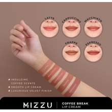 Mizzu Coffee Break Lip Cream