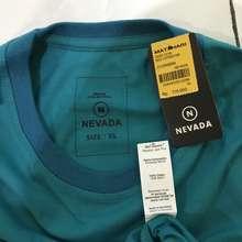 Nevada Kaos Pria (Kaos Oblong)