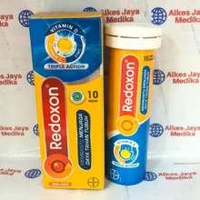 Redoxon Redoxon rasa jeruk isi 10 tablet