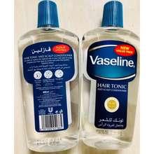 Vaseline Hair Tonic 400Ml Vitamin Rambut Agar Tidak Rontok Dan Memperkuat Akar Rambut Secara Alami