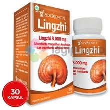Sidomuncul Sido Muncul Lingzhi 30 Kapsul Obat Darah Tinggi Dan Kolesterol